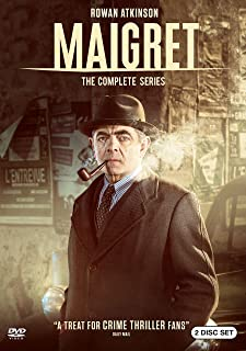 Book Cover: Maigret