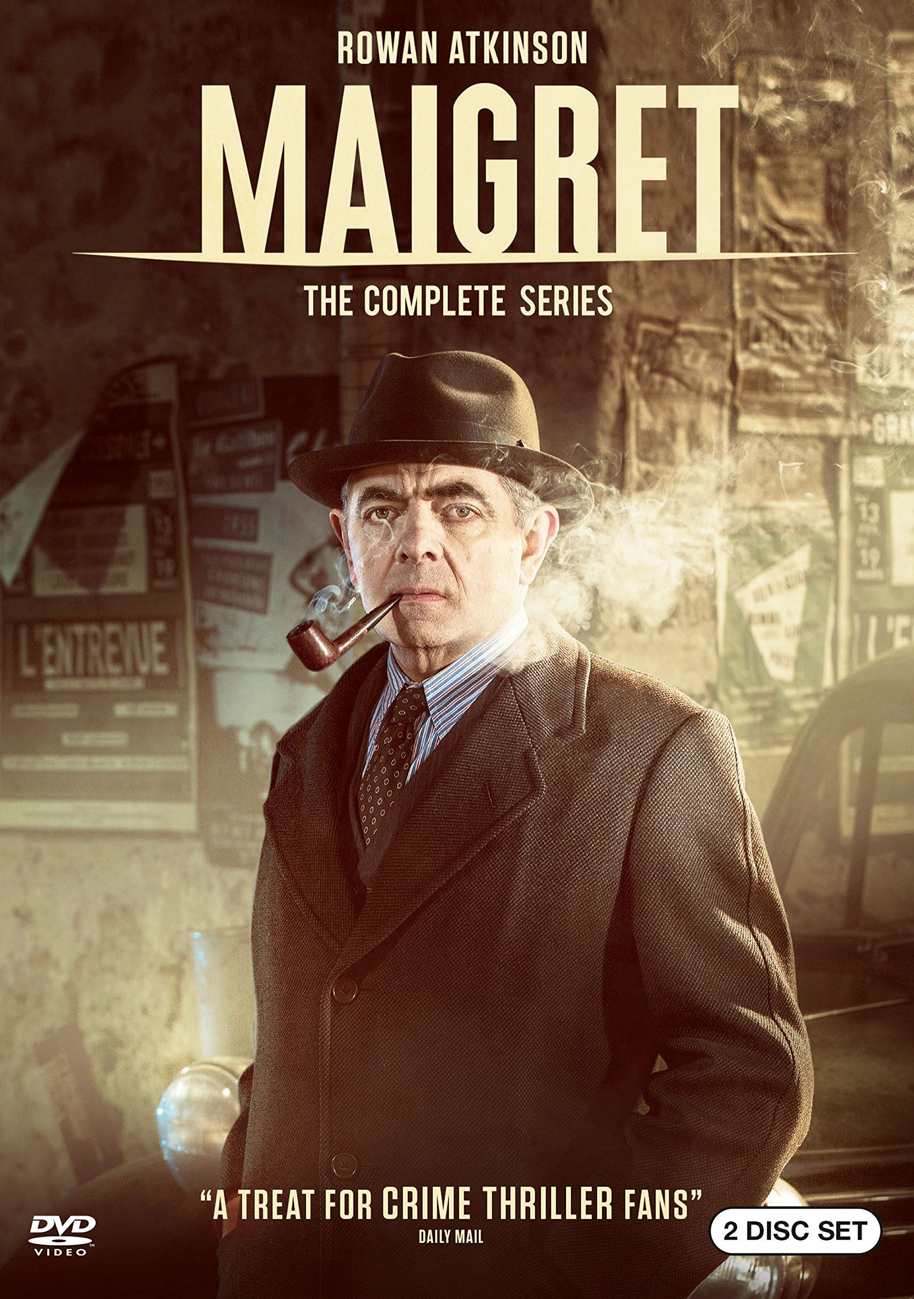 Maigret: Complete Series (1991) by BBC Warner
