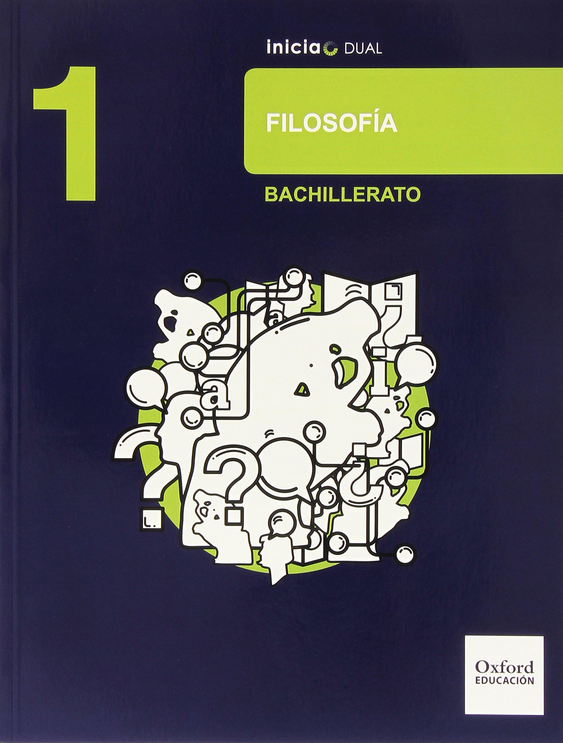 Libro Del Alumno. Bachillerato 1 Inicia Dual - 9788467363685: Amazon.es:  Francisco Ríos Pedraza: Libros