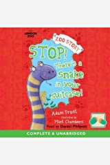 Stop! There's a Snake in Your Suitcase Audible Audiobook