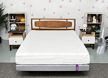 Amazon Com Purple Queen Mattress Hyper Elastic Polymer Bed