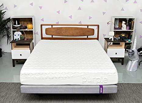 Amazon.com: Purple California King Mattress | Hyper-Elastic Polymer ...