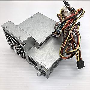 HP 445102-002 Desktop Power Supply 240W RP5700 LiteOn Model PS-6241-02HD 578189-001