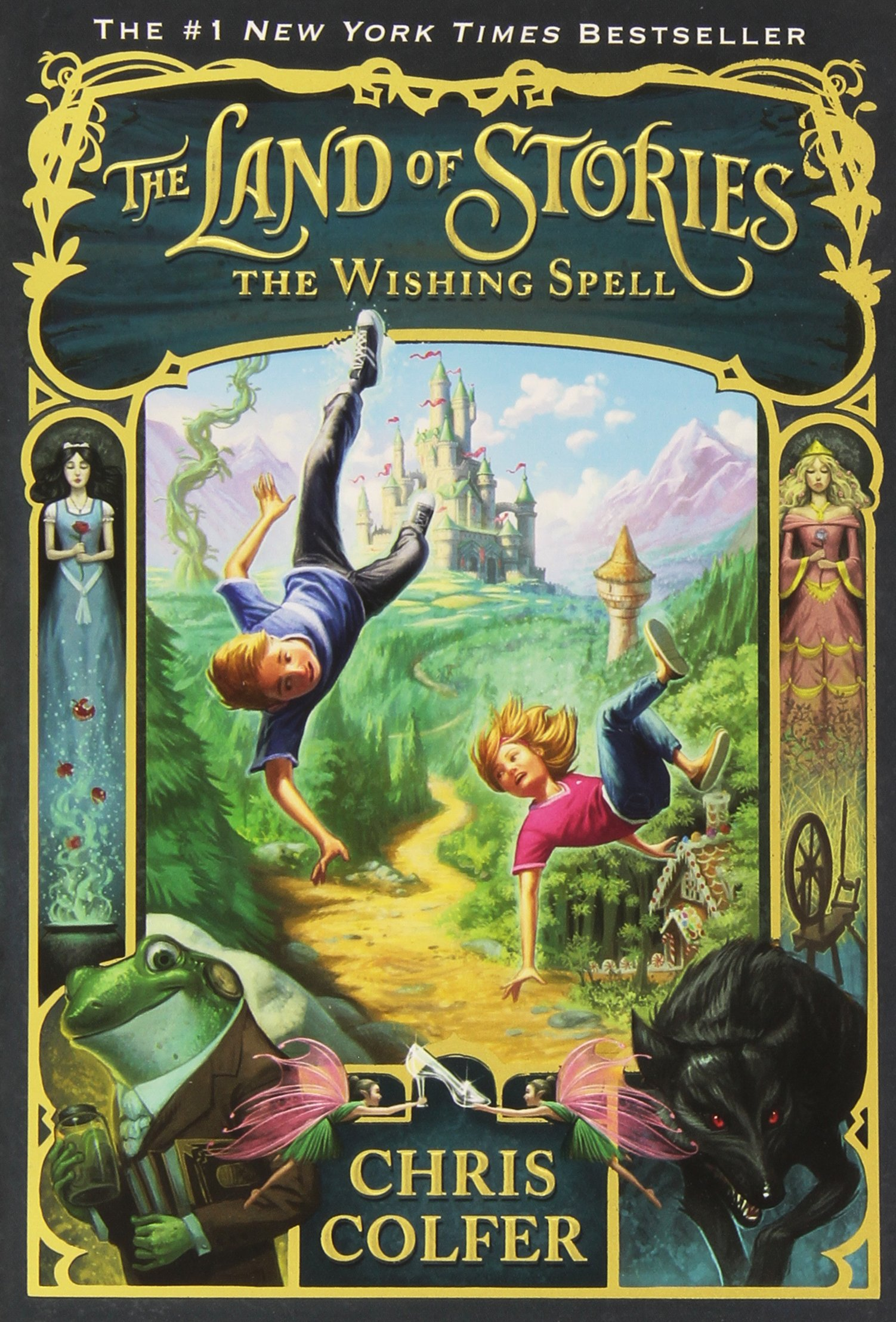 Image result for the wishing spell