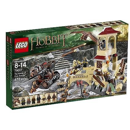 Amazon.com: LEGO Hobbit 79017 The Battle of Five Armies: Toys & Games