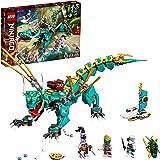 LEGO® NINJAGO® Orman Ejderhası 71746 Yapım Seti; Hareketli Ejderha Oyuncağı ve NINJAGO Lloyd ve Zane'i İçeren Ninja Oyun…