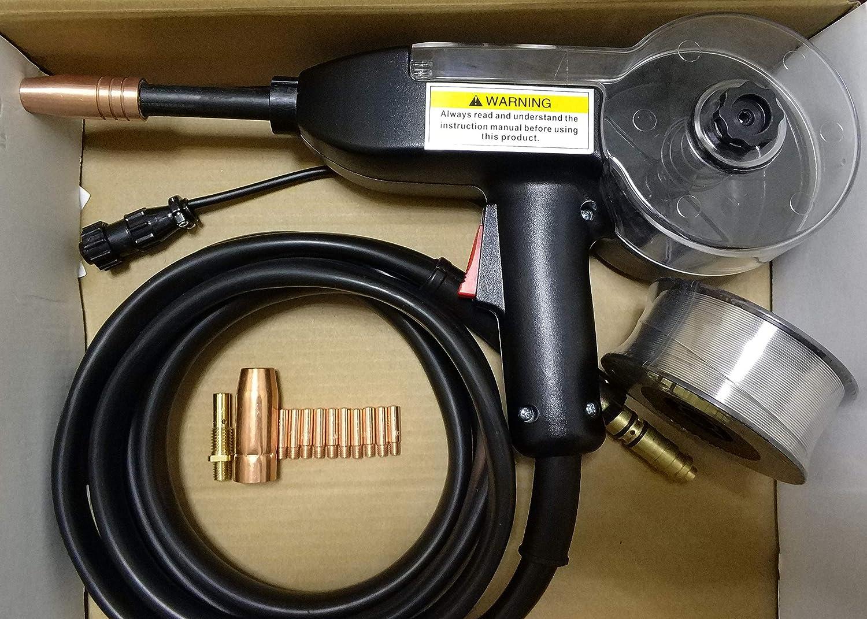 LINCOLN ELECTRIC GENUINE MAGNUM PRO 100SG ALUMINUM WELDING SPOOL GUN K3269-1