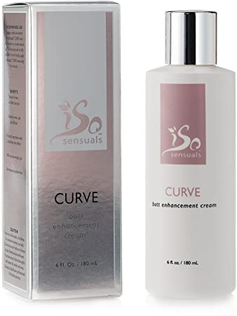 IsoSensuals Curve Butt Enhancement Cream – 1 Bottle 2 Month Supply