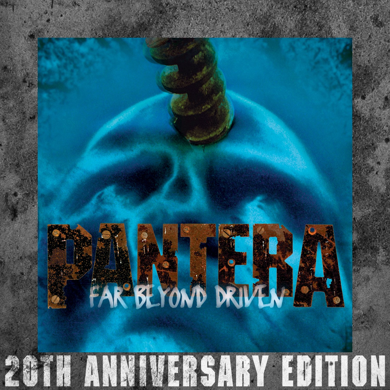 CD : Pantera - Far Beyond Driven (20th Anniversary Edition) (Anniversary Edition, 2 Disc)