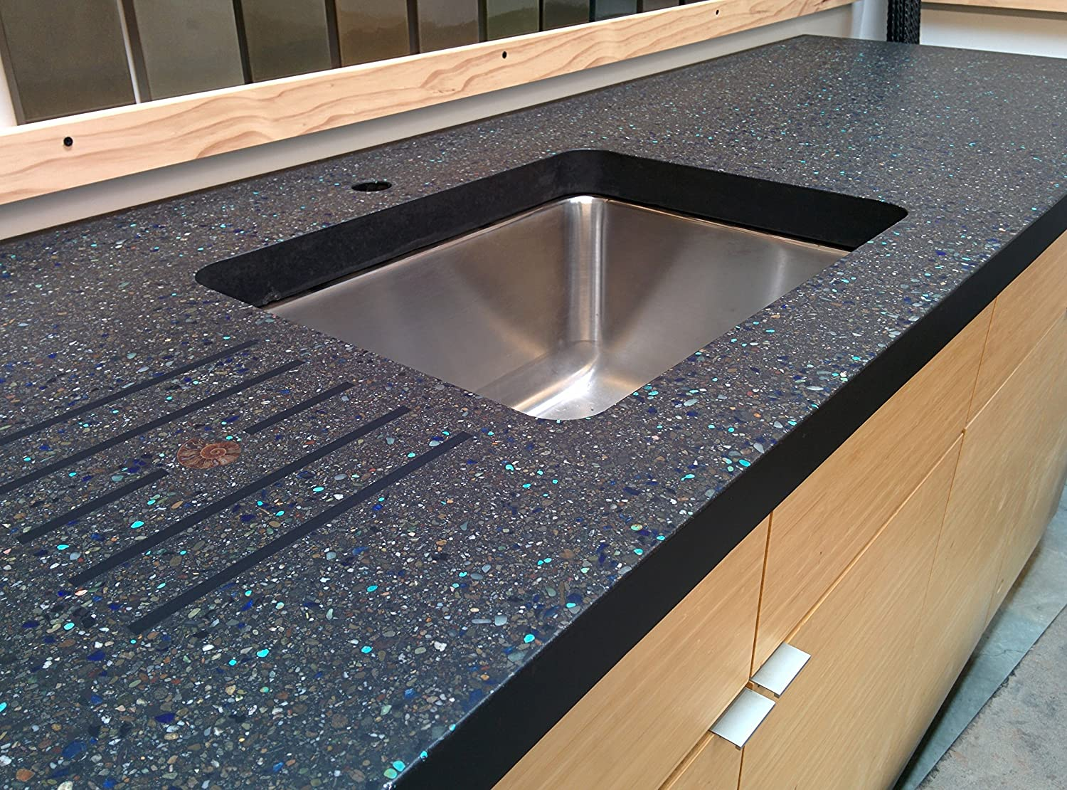 Cheng Concrete Countertop Pro-Formula Mix - Charcoal