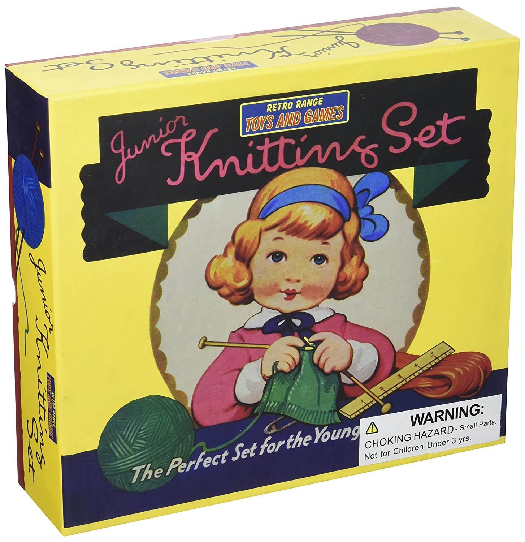 Perisphere and Trylon Games Junior Knitting Kit