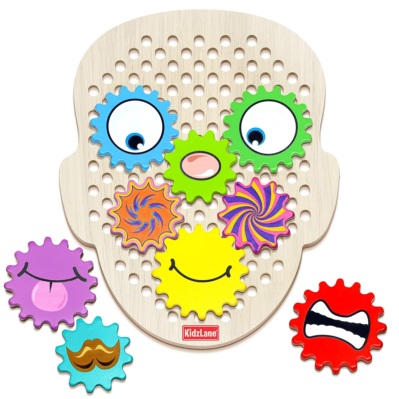 Kidzlane Gear Head Toy ONLY $9...