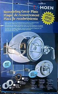 delta faucet rp29827 shower renovation cover plate chrome bathroom