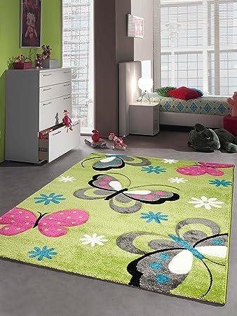 Kinderteppich Spielteppich Kinderzimmer Madchen Teppich
