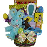 Amazon disney princess christmas gift baskets classic and hoppin easter fun boy childs easter basket ages 3 to 5 years old negle Gallery