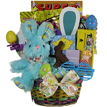 Amazon greatarrivals hoppin easter fun boy childs basket 3 greatarrivals hoppin easter fun boy childs basket 3 5 years negle Image collections