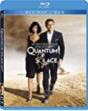 Quantum of Solace (Blu-Ray + DVD Combo)