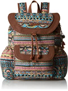 64c9e5204182 Amazon.com  Sakroots Women s Artist Circle Convertible Backpack ...