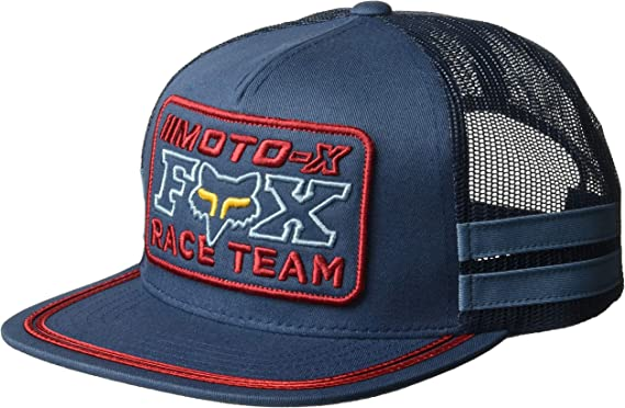 Fox Intercept Navy Trucker: Amazon.es: Ropa y accesorios