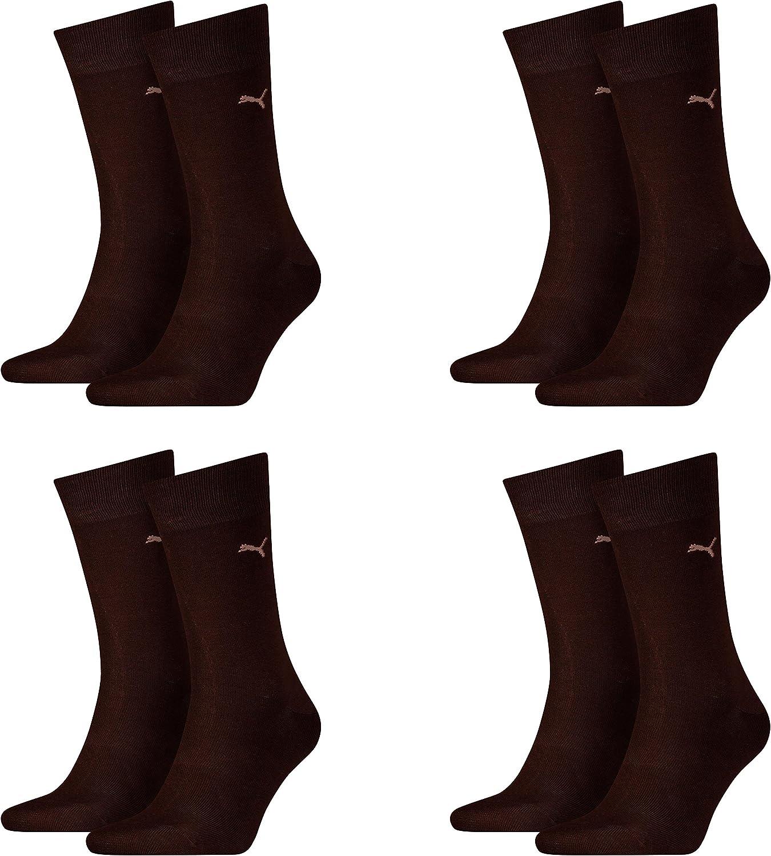 Puma Herren Classic Casual Business Socken 8er Pack