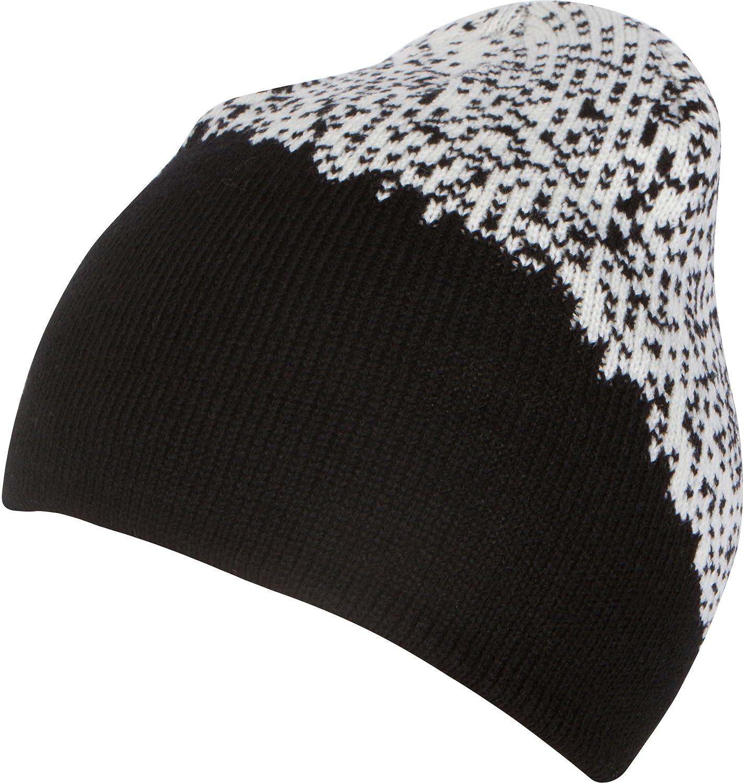 7052a44718e Sakkas BN171 - Basile Soft and Warm Everyday Commuter Knit Hat Beanie Unisex  - 1758-black Specs - OS  Amazon.co.uk  Clothing