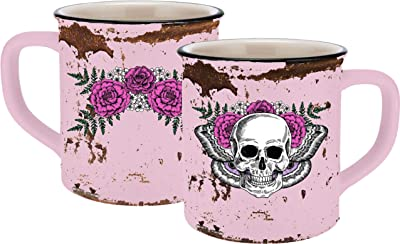 tasse tête de mort 2