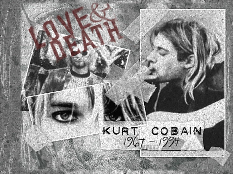 Amazon.de: Kurt Cobain Verkleidung mit Segeltuch 30, 5 x 40, 6 cm ...