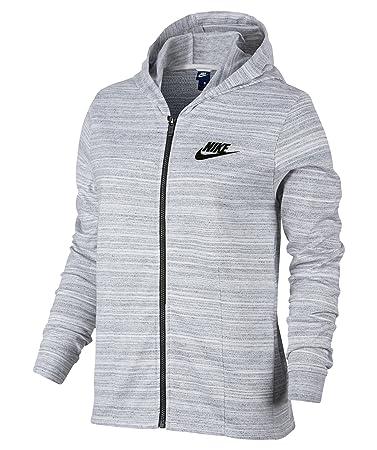 1214e4aeef07 Nike Sportswear Damen Sweatjacke   Trainingsjacke  quot Sportswear Advance  15 ...