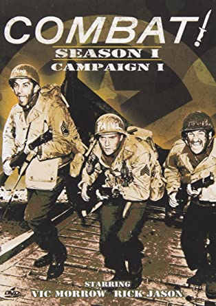 amazon com combat season 1 campaign 1 rick jason vic morrow