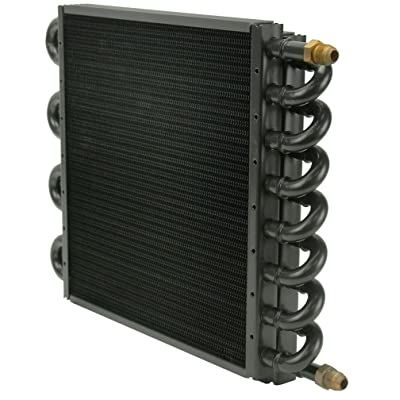 Derale 13300 Tube and Fin Cooler Core: Automotive