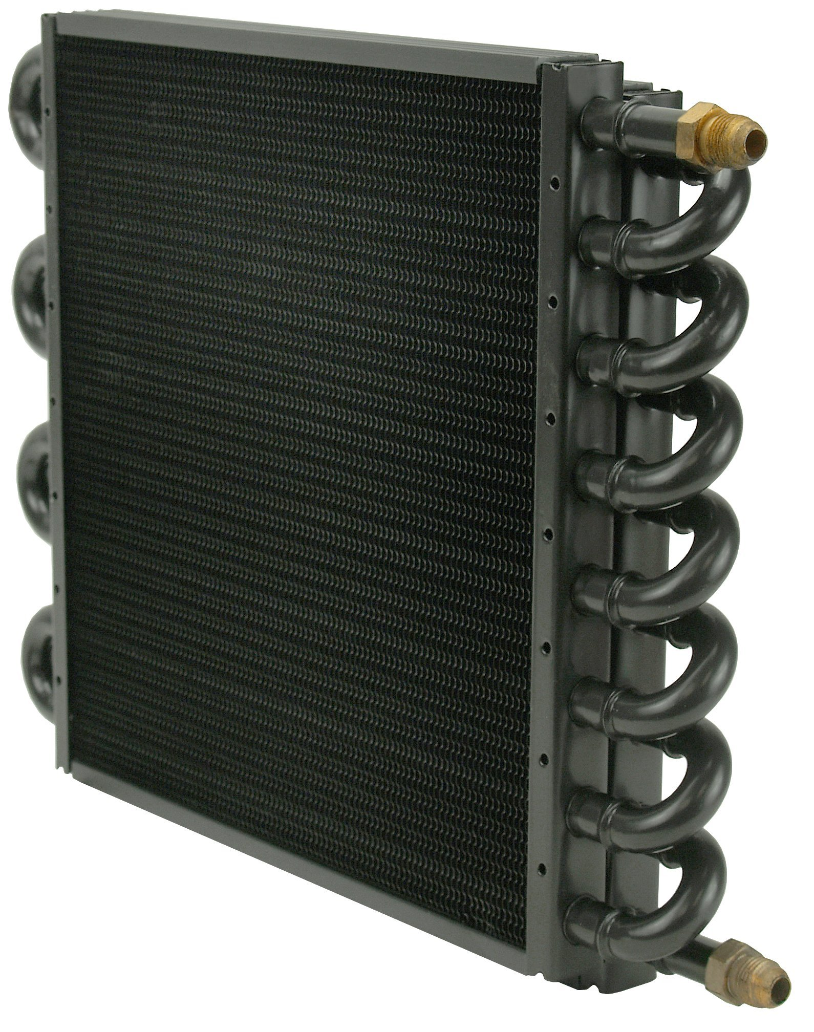 Derale 13300 Tube and Fin Cooler Core by Derale