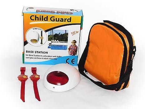 Child Guard - Pool Alarma - Le Avisa Antes AHOGAMIENTO de ...