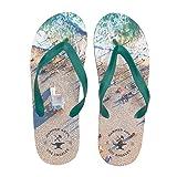 Hammer Anvil Men's Flip-Flops Summer Sandals Beach
