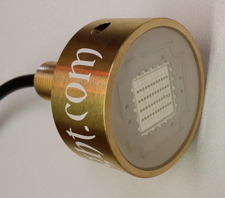 Bronze Vega 133ワット 水中トランサムドレインプラグ 8000ルーメン 133ワット LEDライトとテキサス製 グリーン B079C59RDL B079C59RDL グリーン, 魅力の:92bb6352 --- m2cweb.com