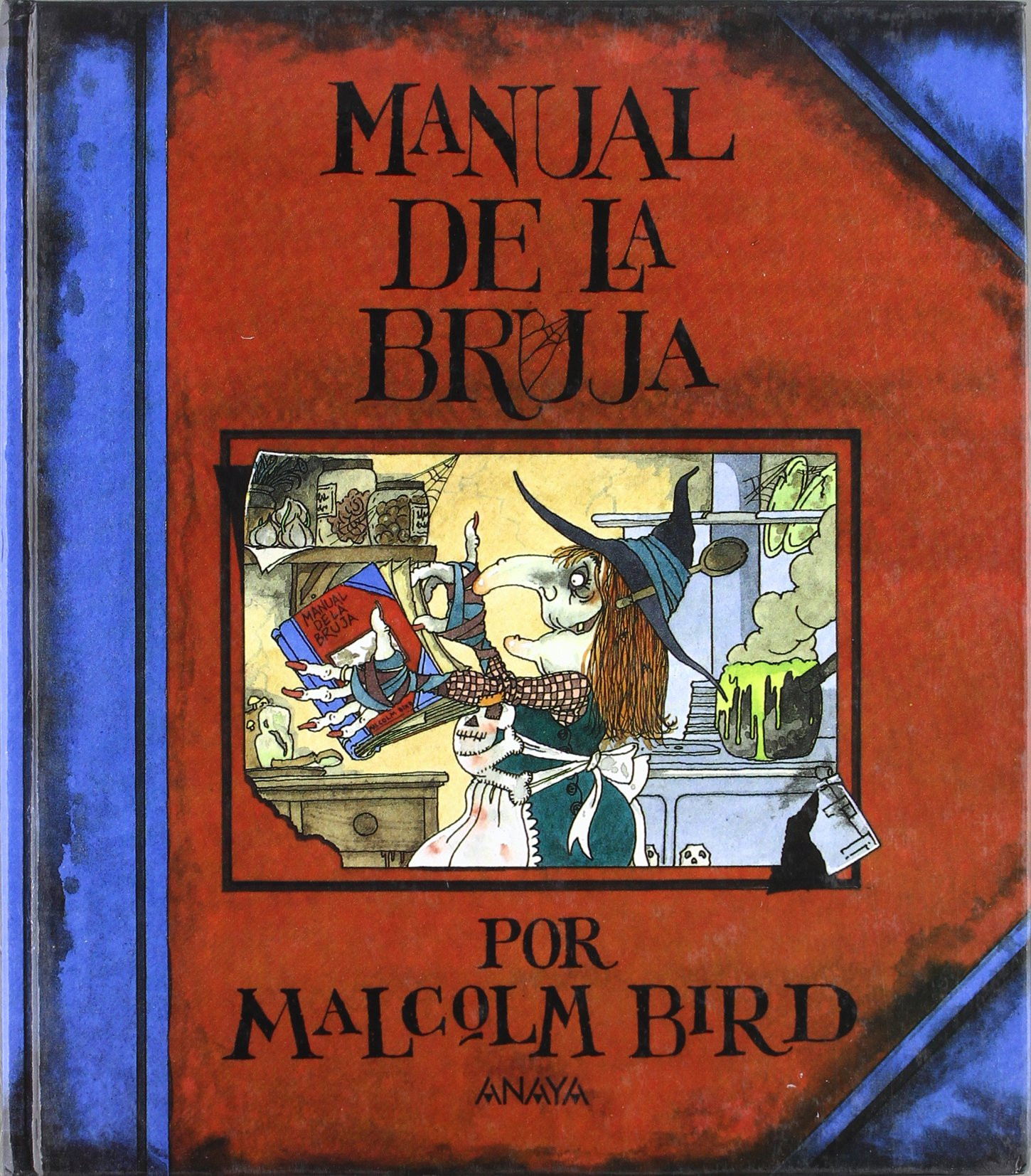 Read Online Manual De La Bruja / The Witch's Handbook (Cuentos, Mitos Y Libros-regalo) (Spanish Edition) PDF