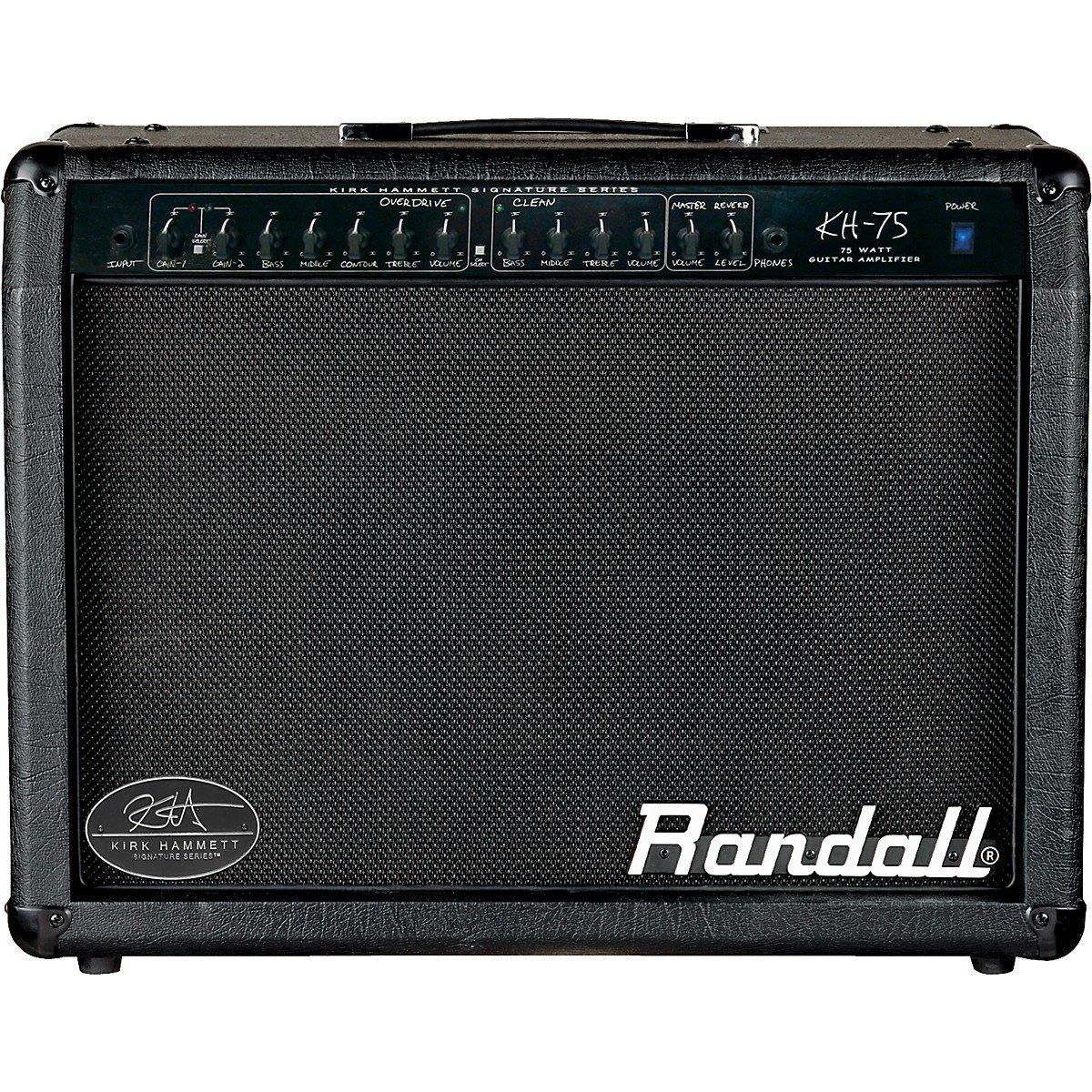 Randall Kirk Hammett Signature RX Series Heads/Combos, KH75 by Randall