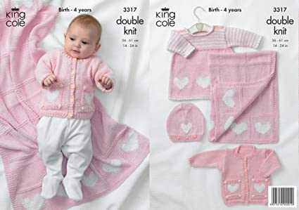 531dad502 King Cole Baby Cardigan