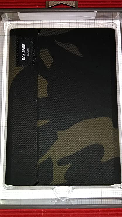 new product 626b0 a4f9f JACK SPADE Folio Case for iPad mini 4 - Camo Wax Twill - JSIPD-002-CWTWL