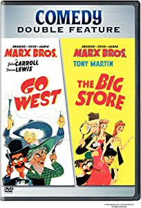 Marx Brothers Big Store/Go Wes