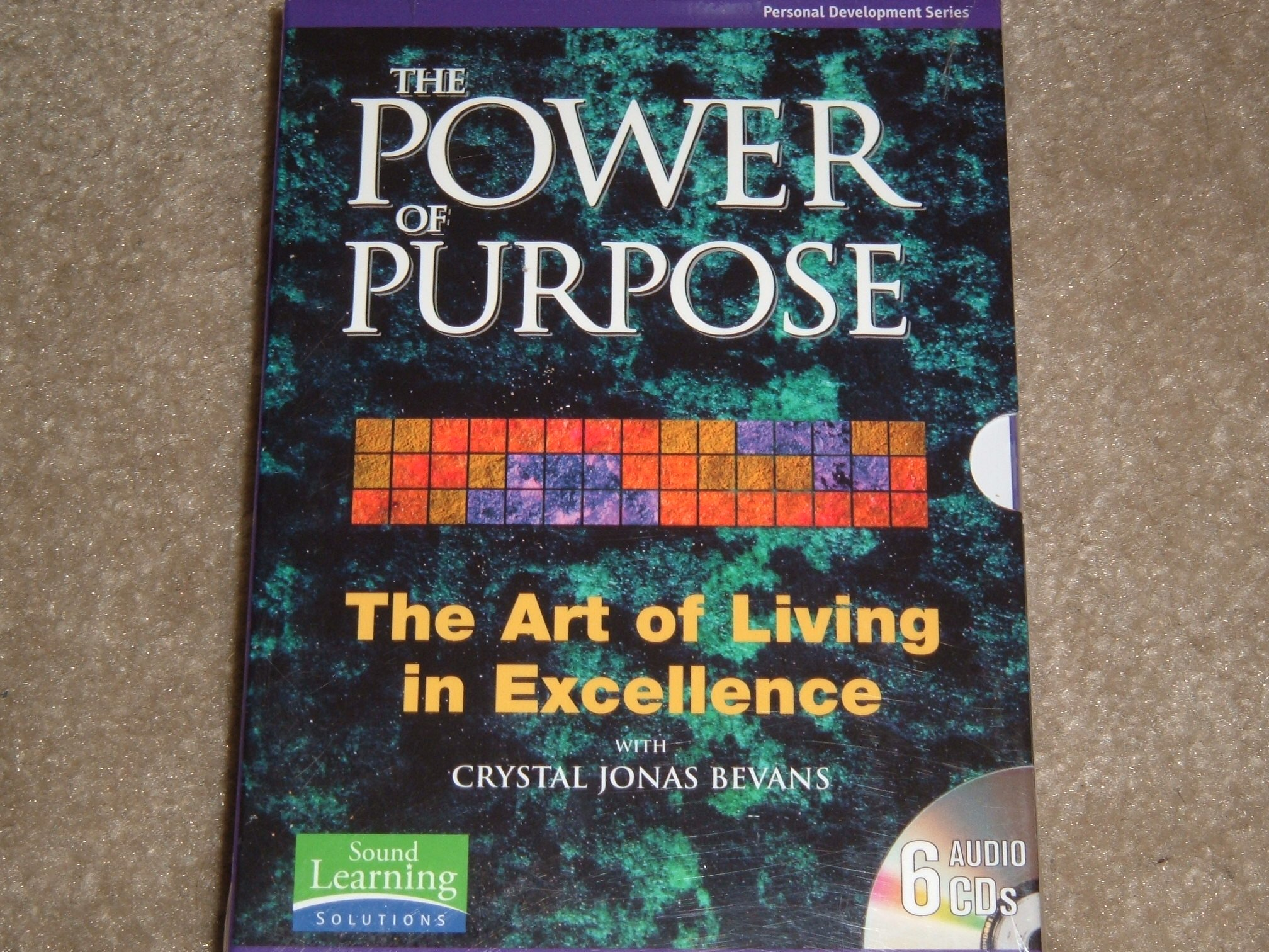 Download THE POWER OF PURPOSE: The Art of Living in Excellence pdf epub