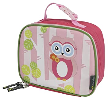 9ca71f611b70 Itzy Ritzy Lunch Happens Insulated Reusable Lunch Bag, Owl (Discontinued by  Manufacturer)