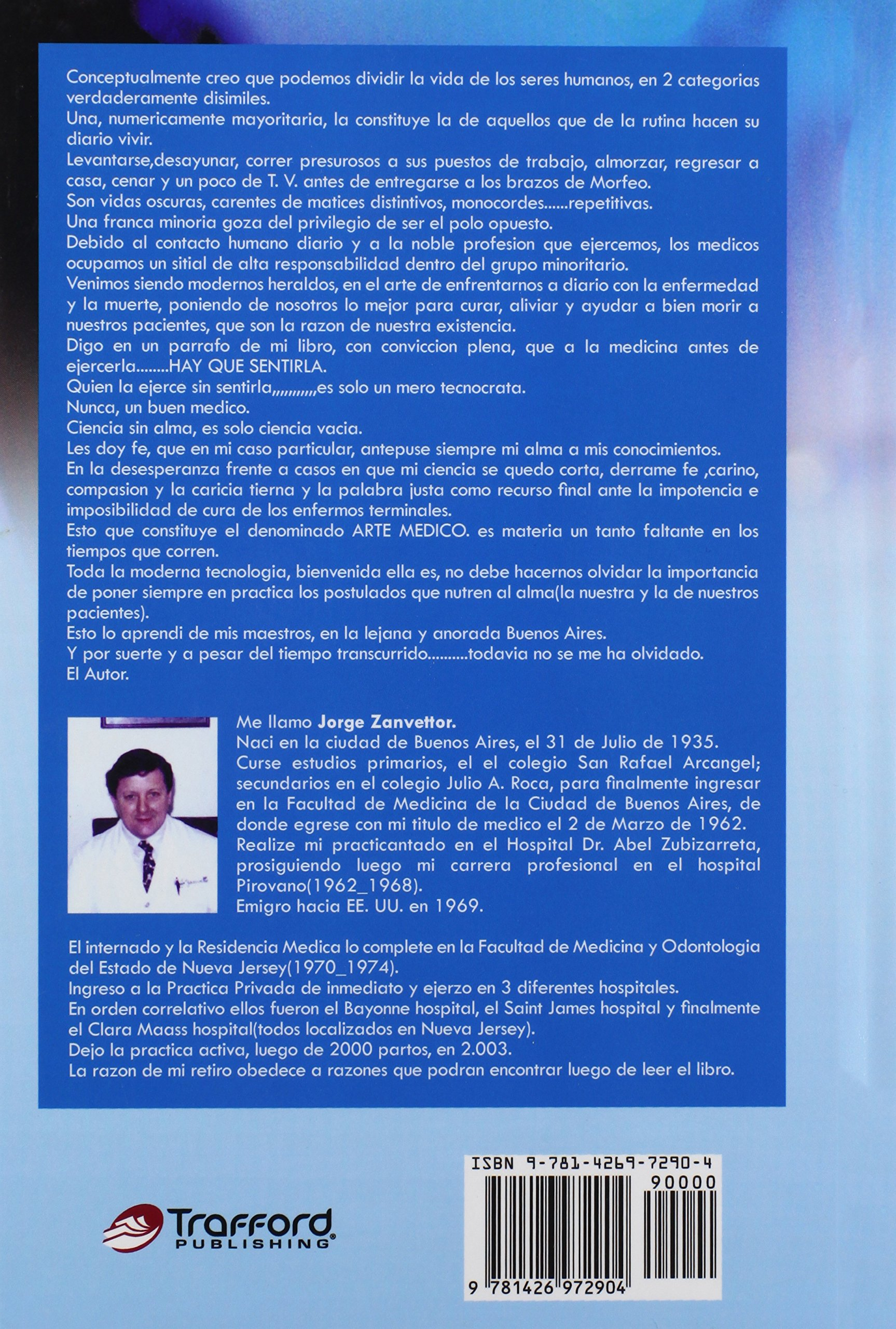 La Novela de Mi Vida: Buenos Aires-New Jersey (Spanish Edition): Jorge Zanvettor: 9781426972904: Amazon.com: Books