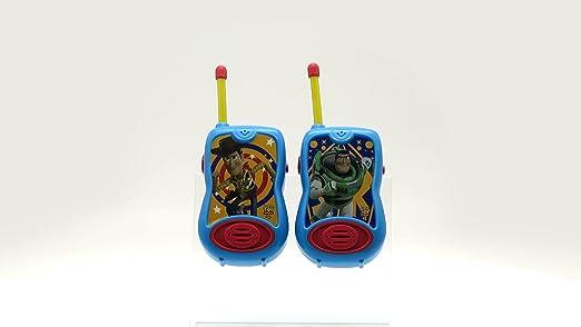 Amazon.es: Lexibook Toy Story 4-Walkie talkies de Woody ...