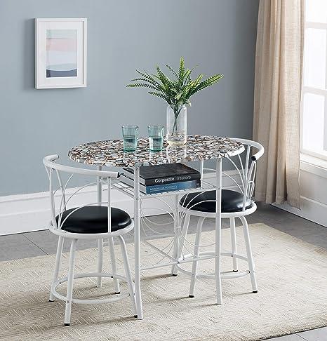 Amazon.com: Kings Brand Furniture Somis - Juego de muebles ...