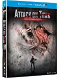 Attack on Titan Movie: Part 1 (Blu-ray/DVD Combo + UV)