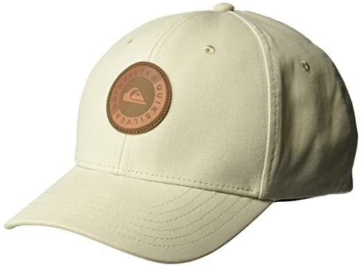 new product 6d268 c38ca Quiksilver Men s HUES Buster Trucker HAT, Oatmeal 1SZ