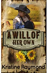 A Will of Her Own (Hidden Springs Book 5) Kindle Edition