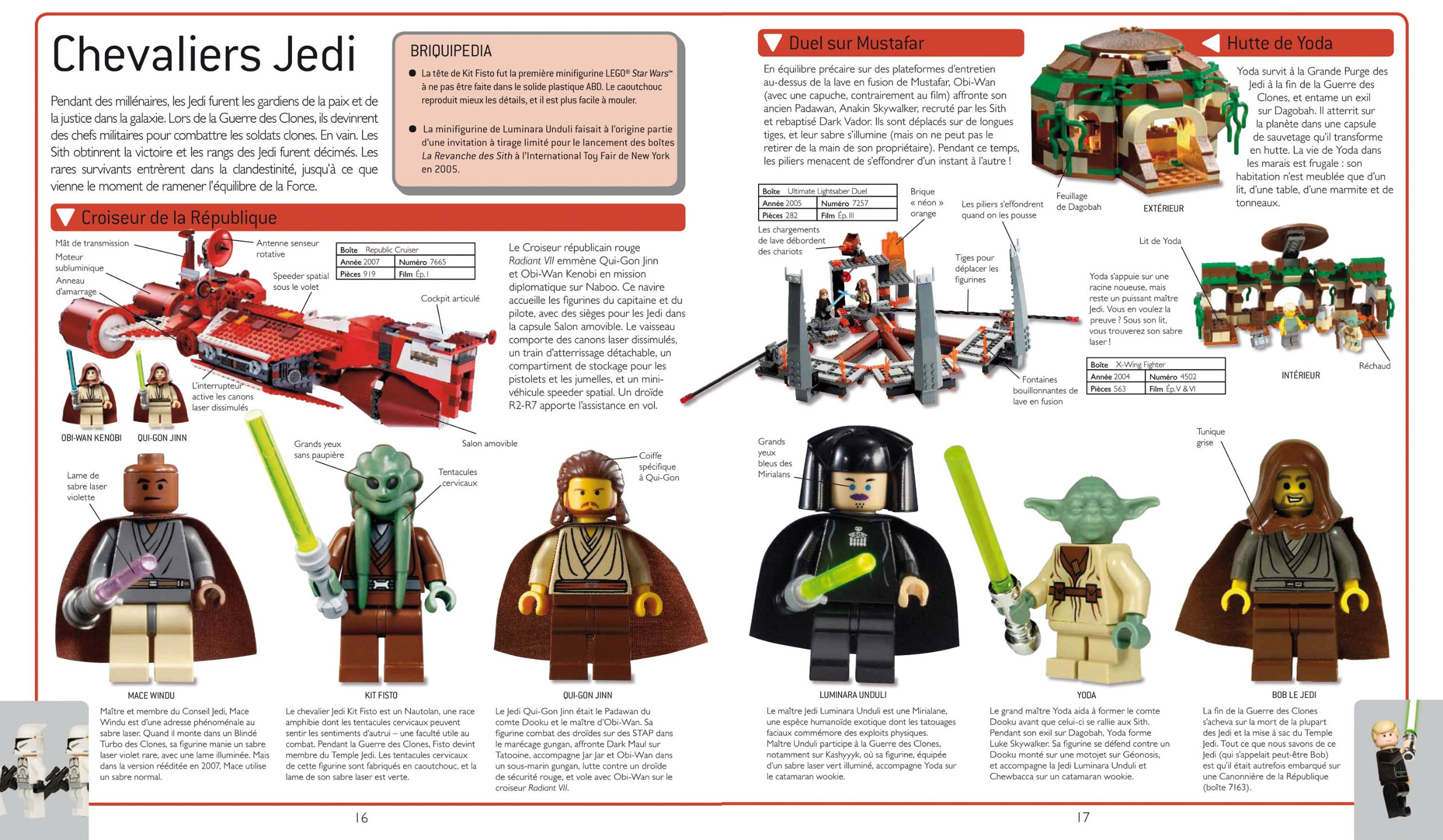 encyclopdie lego star wars amazonca collectif books