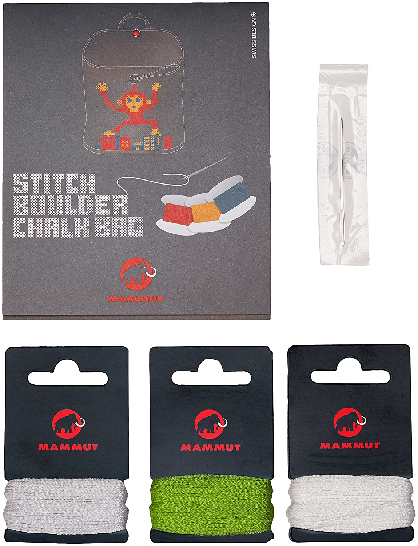 Mammut Kinder Stitch Boulder Chalk Bag Magnesiabeutel