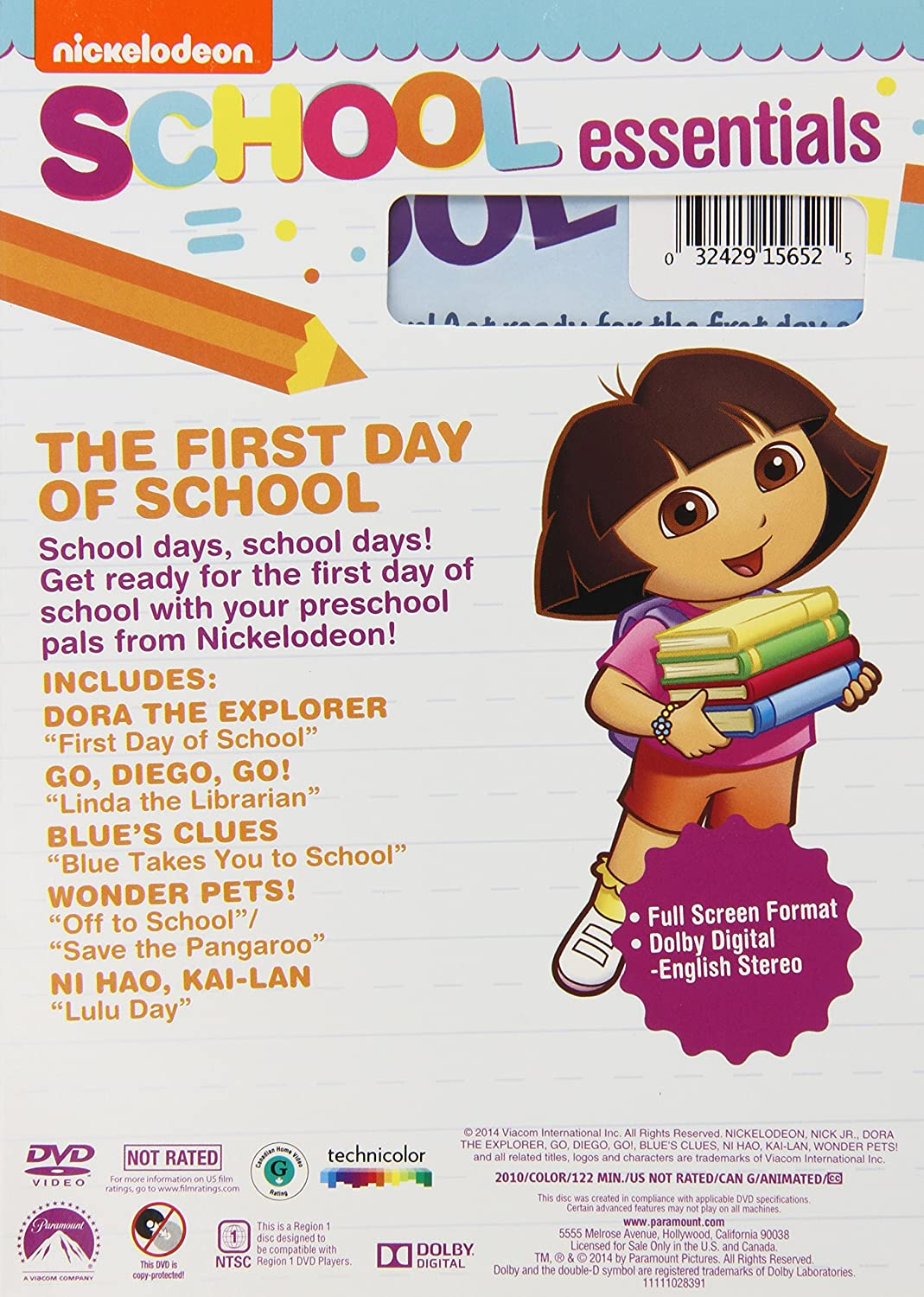 Ni nick jr games and coloring on online - Amazon Com Nick Jr Favorites The First Day Of School Artist Not Provided Movies Tv